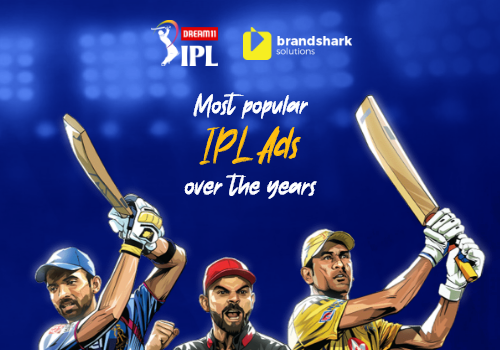 Most popular IPL ads over the years