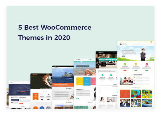 5 best woocommerce themes in 2020