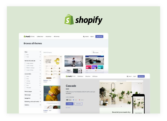 5 best Shopify themes in 2020 for your online store