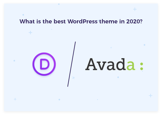 Divi vs avada best wordpress theme